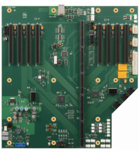 HDB8228 HDEC Series Midsize Format Backplane