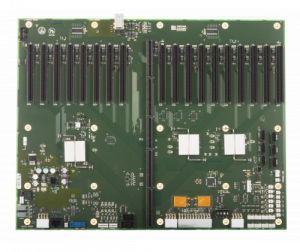 The HDB8231 HDEC Series Large Format Backplane