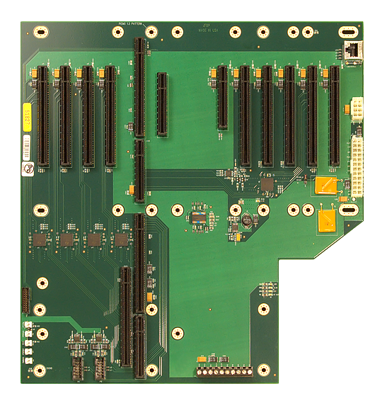 BPC7041 PCI Express Backplane
