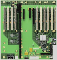 BPG6600 PCI Express Backplane