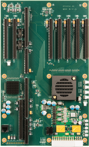BPG8150 PCI Express Small Form Factor Backplane