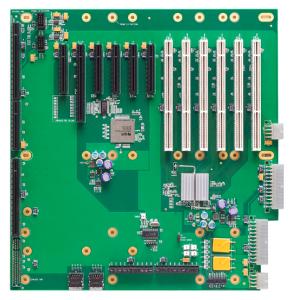 BPX6610 PCI Express Backplane