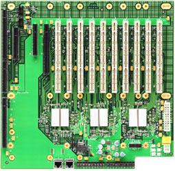 BPX6620 PCI Express Backplane