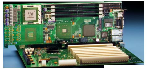 NLI PICMG 1.3 System Host Board